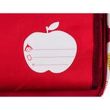 Lillliputiens-rugzak-roodkapje-label