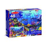 Melissa-doug-vloerpuzzel-zeedieren-48