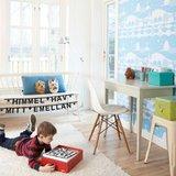 Kinderkamer-behang-Majvillan-Heaven-and-Sea-inrichting