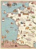 Atlas-wereldboek-kaarten-Aleksandra-en-Daniel-Mizielinscy-Frankrijk