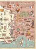 Atlas-wereldboek-kaarten-Aleksandra-en-Daniel-Mizielinscy-zuiden