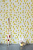 Kinderkamer-behang-Trixie-Balonnen-geel-kamer