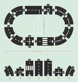 Waytoplay-ringweg-12-delen-accessoires