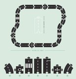 Waytoplay-snelweg-24-delen-onderdelen