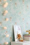 Kinderkamer-behang-Majvillan-Bambu-Turquoise-kamer