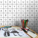 Kinderkamer-behang-Lavmi-Letters-wit-kamer
