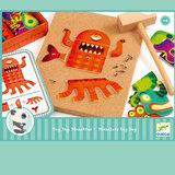 Djeco-Hamertje-Tik-Monsters