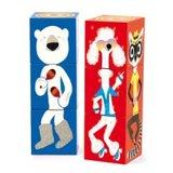 Djeco-stapelblokken-dwaze-dieren
