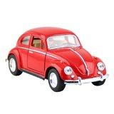 Volkswagen-VW-Kever-rood-schaalmodel