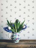 Kinderkamer-behang-iris-van-tricht-origami-vogeltjes-sfeer