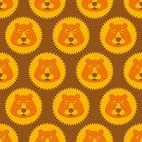 Lavmi kinderbehang Leeuwen