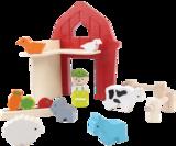 Plan-Toys-houten-boerderij-achterkant