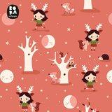 Kinderkamer-behang-Bora-Illustraties-maanwandeling