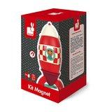 Janod-raket-magneetset-box
