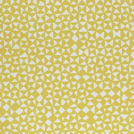 Trixie behang Diabolo Yellow