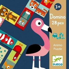 Djeco Dieren Domino