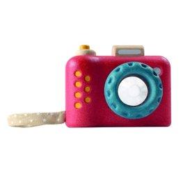 Plan Toys houten fototoestel