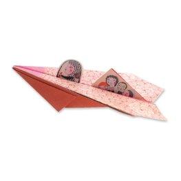 Djeco origami Vrolijke Vliegtuigen