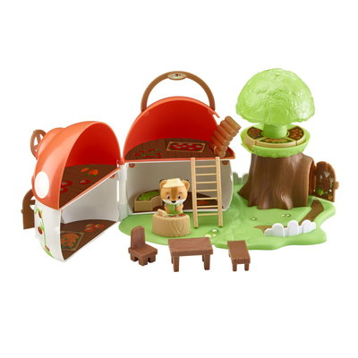 The Mushroom Surprise - Kloro'Playset
