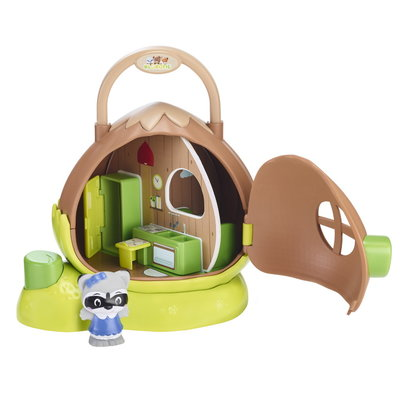 The Hazelnut House - Kloro'Playset