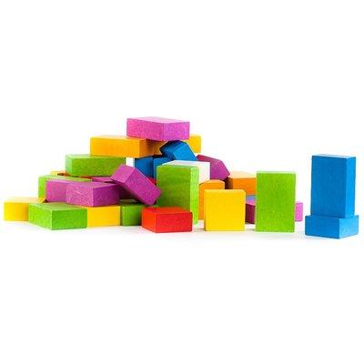Bajo Blocks - 43 houten blokken
