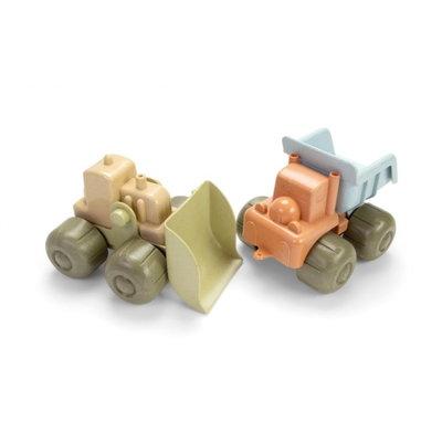 Dantoy TINY BIOplastic bouwvoertuigen