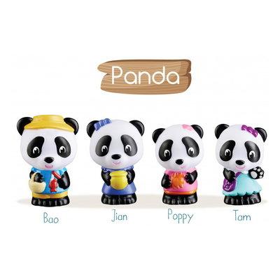 The Family Panda - Kloro'Family