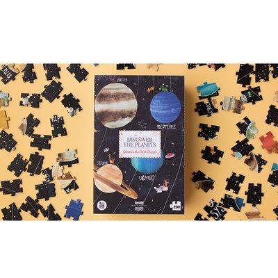 Londji Discover the Planets! puzzel 200 stukjes