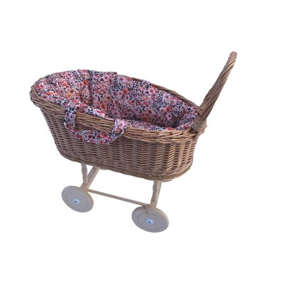 Hollie Rieten Poppenwagen Retro Flowers