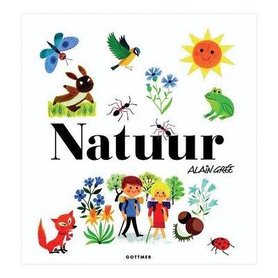 Natuur - prentenboek