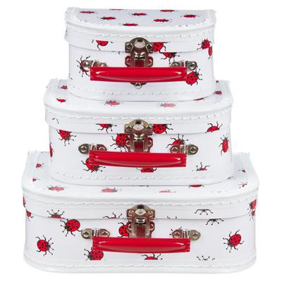 Kofferset lieveheersbeestjes