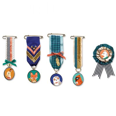 Djeco knutselpakket Medailles maken