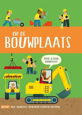 Bouwdoos: Op de bouwplaats