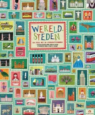 Wereldsteden - werelds prentenboek
