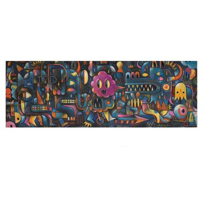 Djeco puzzel Monsters - 500 stukjes