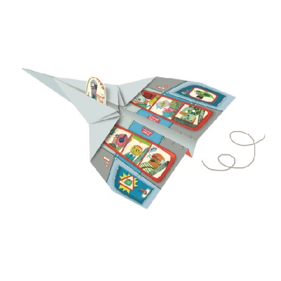 Djeco origami set Vliegtuigen