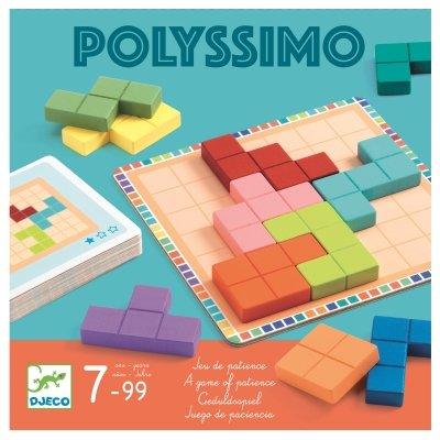 Djeco Polyssimo blokjesspel