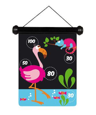 Magnetisch Dartbord Zoo - klein