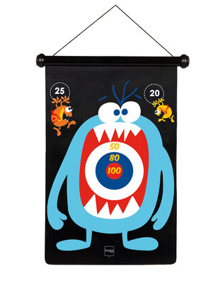 Magnetisch Dartbord Monsters