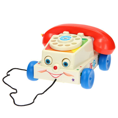 Fisher Price Classics - Telefoon Kwebbel