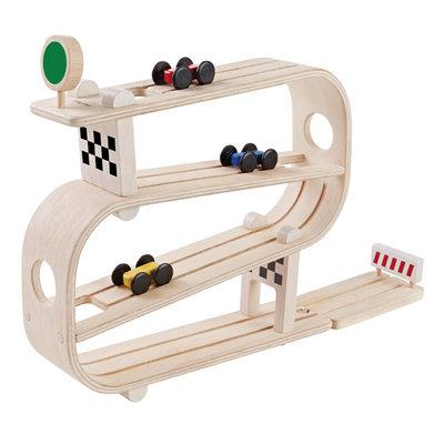 Plan Toys stoere racebaan