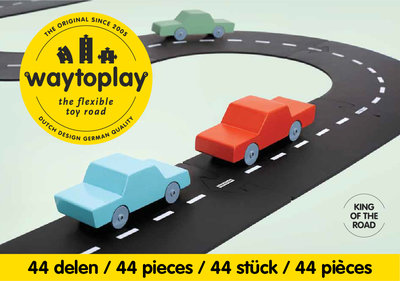 WaytoPlay King of the Road - 40-delig