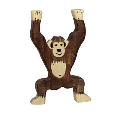 Houten Chimpansee