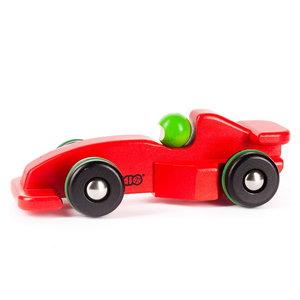 Bajo-Raceauto-Formule-1-rood