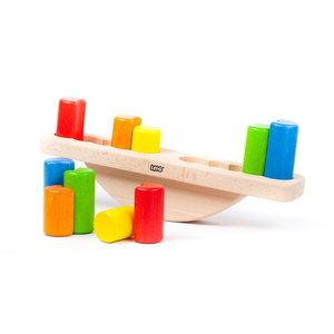 Bajo-houten-balans-weegschaal