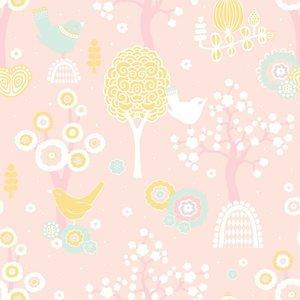 Kinderkamer-behang-Majvillan-Cherry-Valley-Pink