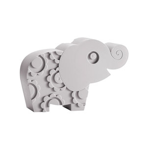 Blafre-broodtrommel-olifant-grijs