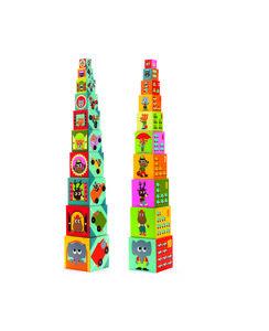 Djeco-Stapelblokken-Voertuigen