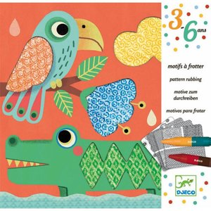 Djeco-Kleurset-Magali's-vriendjes-doos