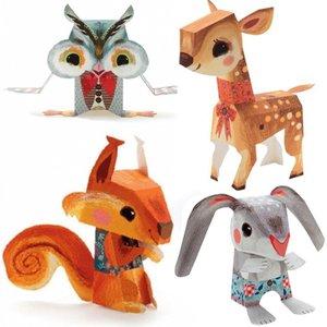 Djeco-knutselpakket-3D-het-mooie-bos-doosDjeco-knutselpakket-3D-het-mooie-bos-voorbeelden